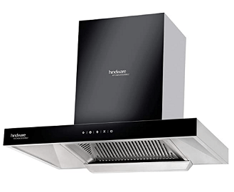 Hindware 60 cm Angular Kitchen Chimney