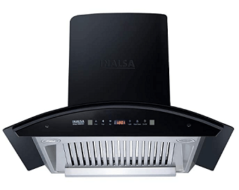 Inalsa 60cm 1 baffle filter chimney