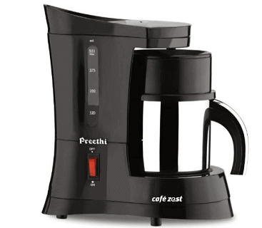 Preethi Cafe Zest Drip Coffee Maker
