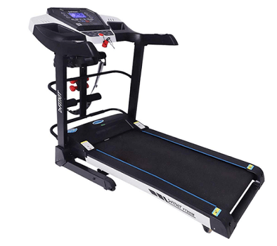 Fitkit FT200 - best treadmill in India for home use