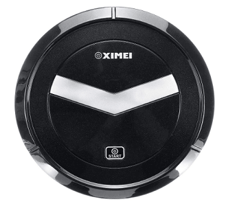 Jumix Automatic Rechargeable Smart vacuum Cleaner