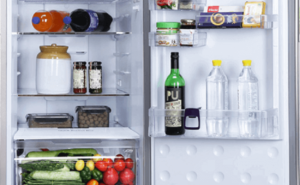 inverter technology in refrigerator