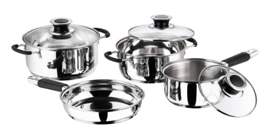 Vinod - Best stainless steel cookware in India