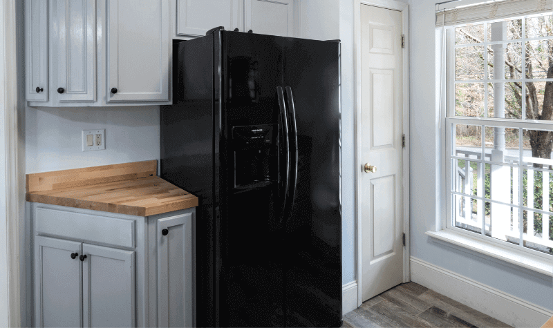 cheapest side by side refrigerator